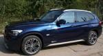 BMW X1 side