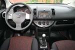 Nissan Note interior 1