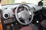 Nissan Note interior driver