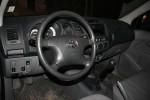 Toyota Hilux interior 3