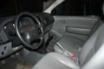 Toyota Hilux interior 4