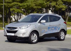 Autovehicul Hyundai ix35 FCEV