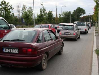 Trafic-Bucuresti