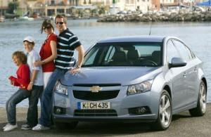 Chevrolet-Cruze sedan