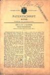 Daimler Patent