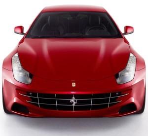 Ferrari_FF_front