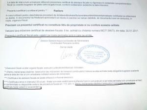 Certificat-fiscal