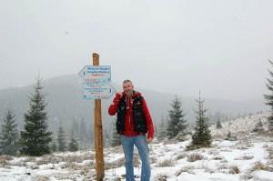 Winter Rally Dunlop - Gergo-Szabo-pe-Madaras