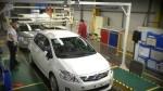 Manufacturing Toyota Auris HSD