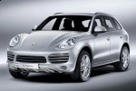 Porsche-Cajun