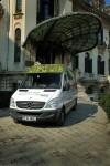 Mercedes-Benz Sprinter Copacul de Hartie