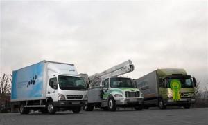 Mercedes-Benz truck engines