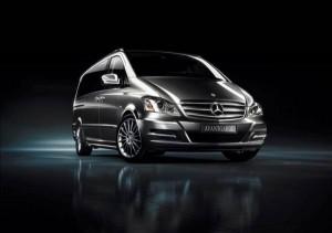 Mercedes Viano Avantgarde Edition 125 front