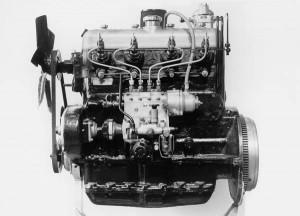 Motor-Diesel-injectie-Bosch