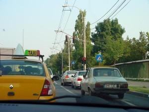 Trafic-auto-Bucuresti