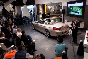 jochen_paesen_bmw_design_unveil 6 series Cabriolet