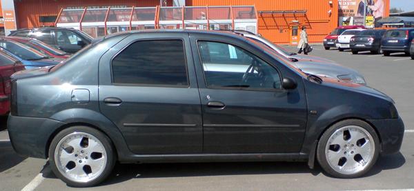 Jante-de-18-pe-Dacia-Logan