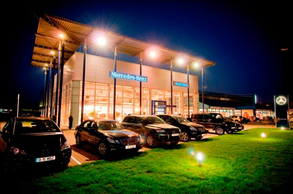 Mercedes-Benz Autoklass Timisoara