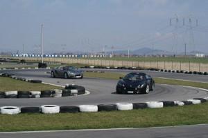 Proprietari Lotus pe circuitul Prejmer