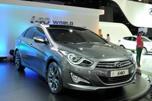 Hyundai i40 Barcelona-motorshow