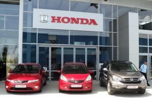 Honda Trading Romania - Autoklass Prahova
