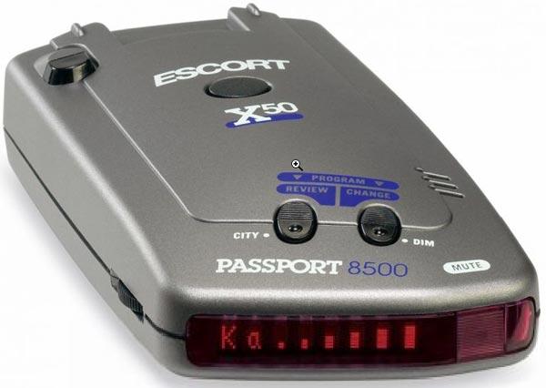Escort-8500