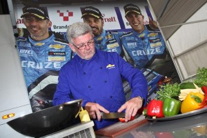 Chevrolet WTCC Chef Mike Raby
