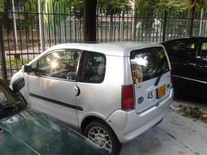 Masina care se conduce fara permis