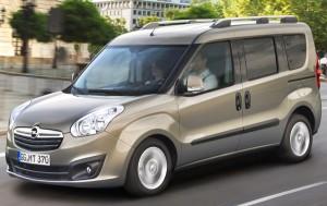 New Opel Combo 2011