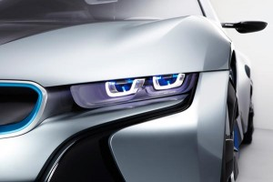 BMW LASER sistem de iluminare Laser