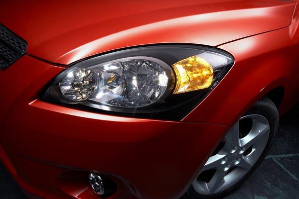 Kia Proceed headlight