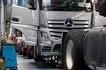 Mercedes-Benz Actros la fabrica din Wörth