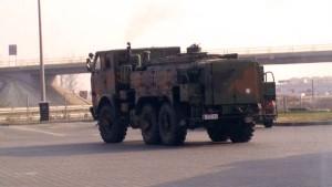 Cisterna armata romana - Romanian Army Fuel Truck