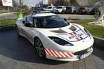 Lotus Evora S Romanian Police