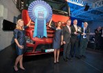Mercedes-Benz Actros Truck of The Year 2012
