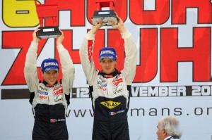 Peugeot winner at ILMC 2011