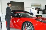Launch in Romania of Lotus Evora S IPS