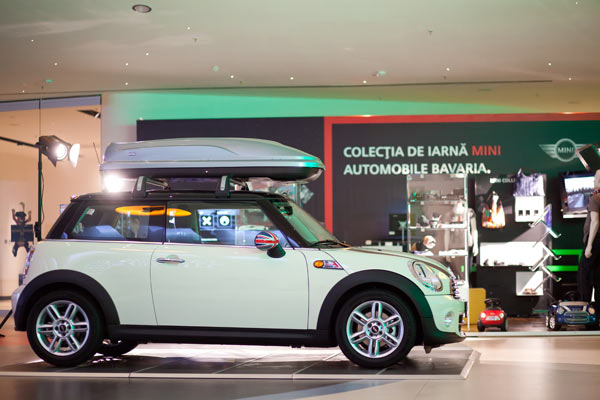Mini bmw life style shop n premier n rom nia turatii for Bmw living style
