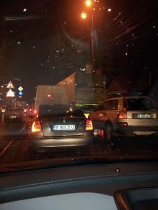 TIR-in-Bucuresti