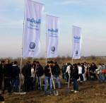 Think Blue Plantare-copacei Borcea Porsche- Romania