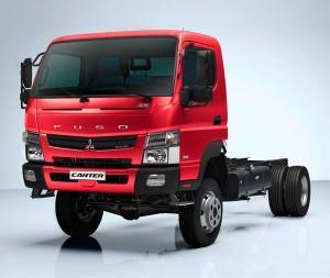 Daimler Fuso Canter 4x4