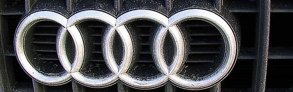 Audi Q3 2,0l TFSI Quattro S tronic logo