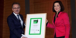 Bosch prize Greentech Manager 2011