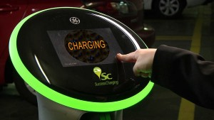 Succes Charging stations