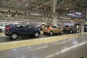 Kia Zilina Factory Sportage-Venga-ceed
