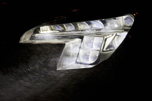 Opel Innovative lighting system LED