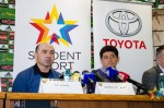 Toyota sprijina sportul universitar