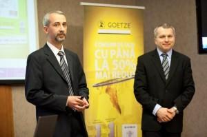 Lansare segmenti LKZ_2. Corneliu Preda si Rostislav Psota