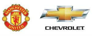 Chevrolet partnership Manchester United