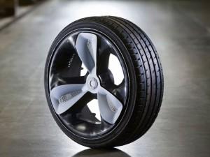 BASF wheel Ultramid for smart forvision